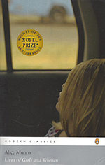 Cover of Lives of Girls and Women by Alice Munro