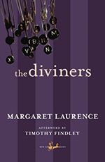 Cover of The Diviners, by Margaret Laurence