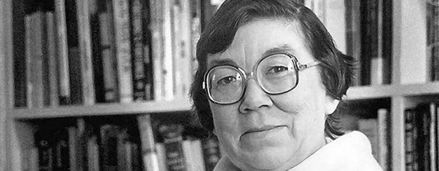 Photo of Margaret Laurence