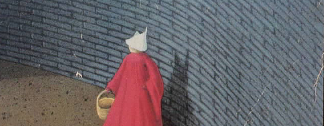 The Handmaid's Tale cover detail