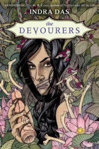 Cover of The Devourers, by Indra Das