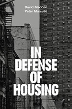 Cover of In Defense of Housing
