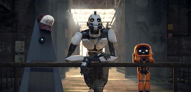 Screenshot from Three Robots