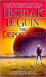 Cover of The Dispossessed, by Ursula K. Le Guin