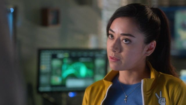 Aimee Garcia in Lucifer
