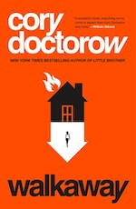 Cover of Walkaway, by Cory Doctorow